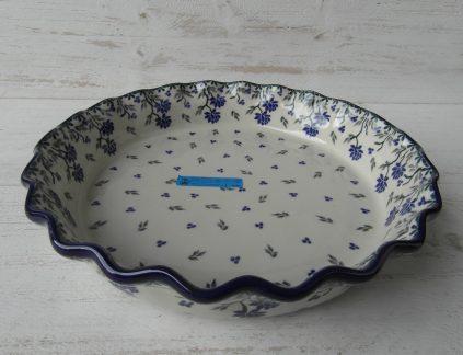 Ovenschaal 636 Pieschaal 1978X/01  25,5cm