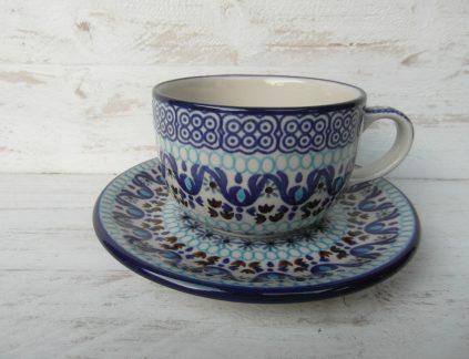 Koppen / Kop en schotel 768 Cappuccinomok+schotel 1026X/01 Marakesh  200ml
