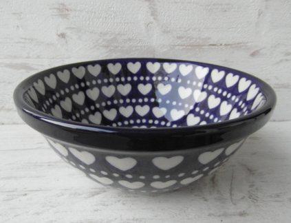 Nestschalen 17 cm Nestschaal 058 375E Blue Valentine  17cm