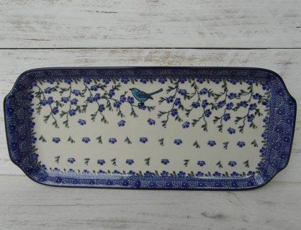 Serveerschalen 410 Cake/serveerschaal 1935X  32/14,5cm